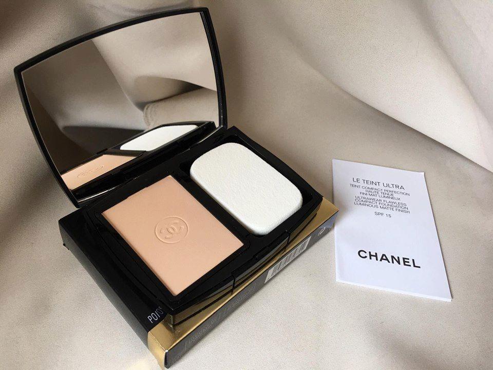 Phấn phủ Chanel Le Teint Ultra Tenue 10 Beige