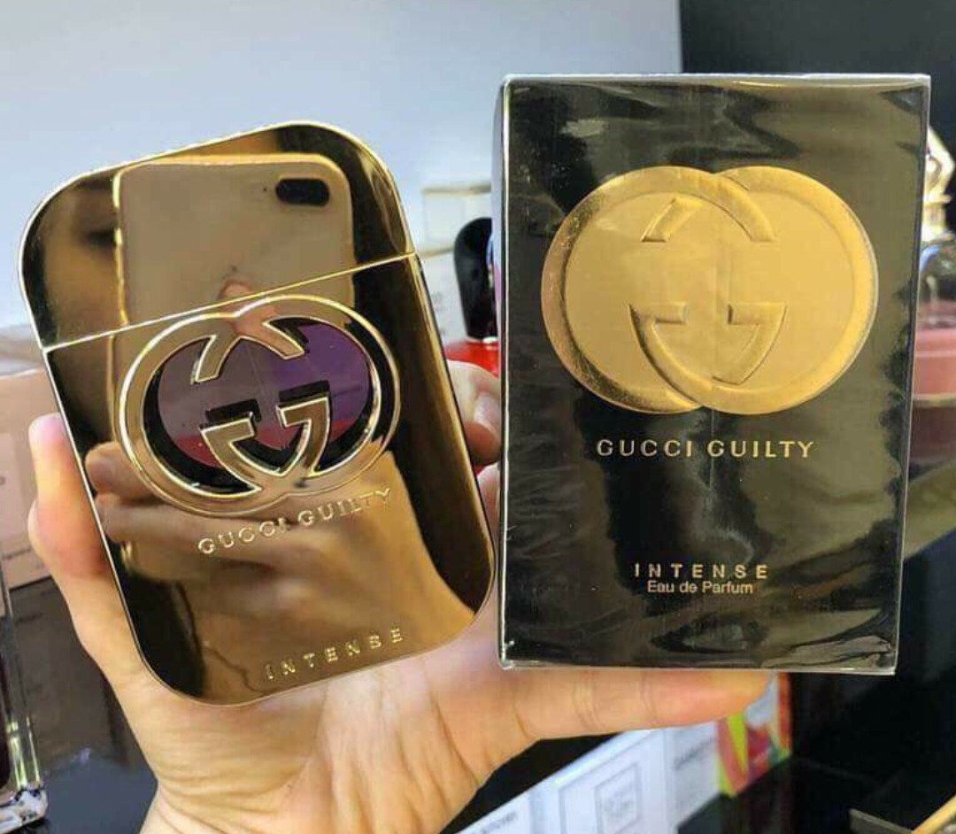 Gucci Guilty intensive for women 75ml