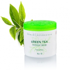 [MIRA] Kem massage trà xanh Green tea massage cream