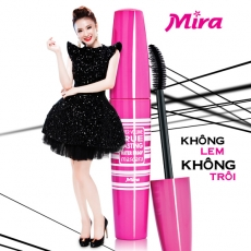 [MIRA] MASCARA THÔNG MINH MIRA SUPER VOLUME TRUE LASTING WATER PROOF